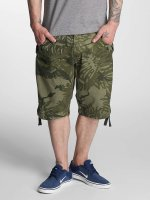 G-Star Short Rovic Camo DC Loose 1/2 green