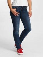 G-Star Straight Fit Jeans Midge Saddle Neutro Stretch Denim blue