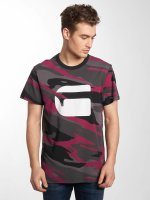 G-Star t-shirt Zeabel Compact grijs