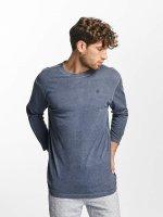 G-Star T-Shirt manches longues Kantano Youn bleu