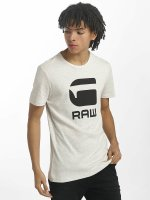G-Star T-Shirt Drillon Cool Rib weiß