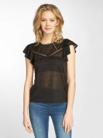 Grace & Mila top Perle zwart