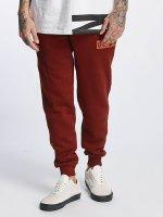 Grimey Wear joggingbroek Overcome Gravity rood