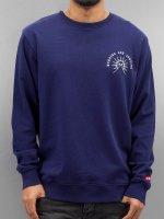 Grimey Wear Pullover Mist Blues blau