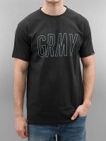 Grimey Wear T-paidat Rock Creek musta