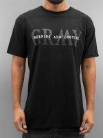 Grimey Wear T-Shirt Mist Blues GRMY T schwarz