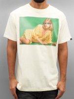 Grimey Wear T-Shirt Infamous Elvira weiß