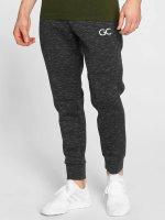 GymCodes Jogging Athletic-Fit noir