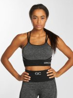 GymCodes Sports Bra Flex Cross gray