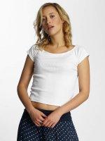 Hailys Camiseta Carlita blanco
