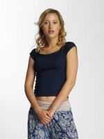 Hailys t-shirt Carlita blauw
