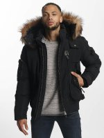 Hechbone Winter Jacket Police blue