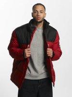 Homeboy Lightweight Jacket Saddle Ark New School Logo red
