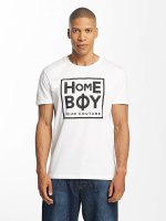 Homeboy T-Shirty Take You Home bialy