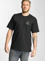 HUF T-Shirt Triple Triangle black