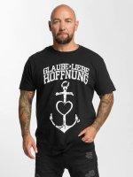 I Love Tattoo T-shirt Anker nero