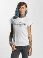 I Love Tattoo T-Shirt City Of Ink weiß