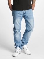 ID Denim Straight Fit Jeans Jakes blau
