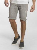 Indicode shorts Kaden grijs