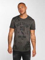 Indicode T-Shirt Val-dór gris