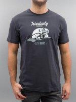 Iriedaily T-Shirt City Riders grau