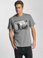 Iriedaily T-Shirt Write on Steel grau