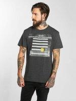 Iriedaily T-Shirt Street Pac Fitted grau