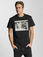 Iriedaily T-Shirt Funky Chicken schwarz
