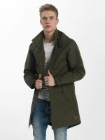 Jack & Jones Демисезонная куртка jorNew Fate зеленый
