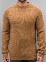 Jack & Jones Пуловер jorAnvarton бежевый
