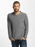 Jack & Jones Пуловер jjorVolume серый
