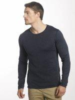 Jack & Jones Пуловер jorMatteo синий