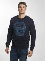 Jack & Jones Пуловер jcoGeometric синий