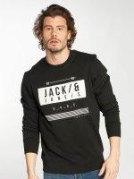 Jack & Jones Пуловер jcoBlock черный