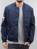 Jack & Jones Bomber jacket jorPowell blue