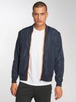 Jack & Jones Bomber jacket jorIbiza blue