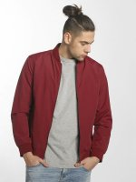 Jack & Jones Bomber jacket jorNew Pacific red