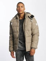 Jack & Jones Puffer Jacket joFigure beige