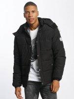 Jack & Jones Puffer Jacket joFigure black