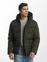 Jack & Jones Puffer Jacket jjcoWill olive