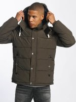 Jack & Jones Puffer Jacket joFigure olive