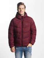 Jack & Jones Puffer Jacket jjorLanding Puffer red