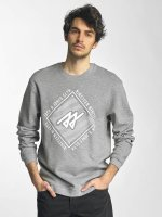 Jack & Jones Pullover jcoPique gray