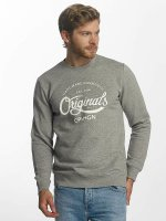 Jack & Jones Pullover jorSoftneo gray