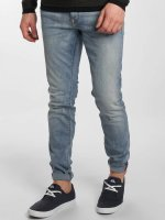 Jack & Jones Slim Fit Jeans jjiGlenn jjFelix blauw