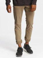 Jack & Jones Slim Fit Jeans jjGlenn Fox AKM 360 bruin