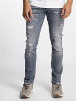 Jack & Jones Slim Fit Jeans jjiGlenn jjOriginal JJ 052 grijs