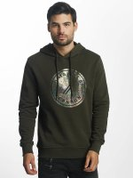 Jack & Jones Sudadera jorHologram oliva