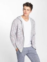Jack & Jones Sweat capuche zippé jorSpace gris