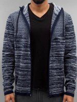 Jack & Jones Sweatvest jcoForrest blauw